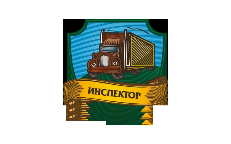 Логотип системы GPS мониторинга Инспектор