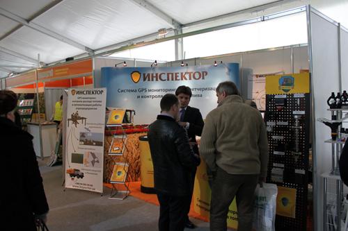 Выставка ИнтерАгро 2012