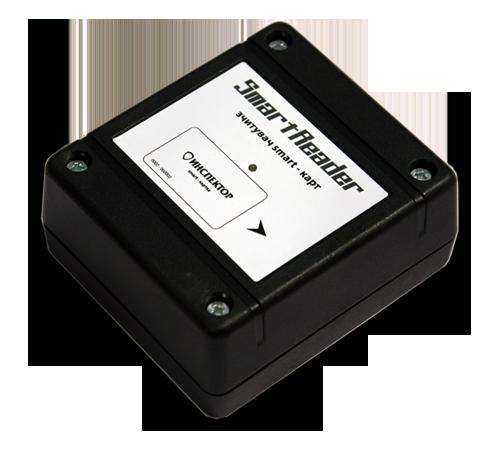 Считыватель карт стандарта SLE-4442 - SmartReader