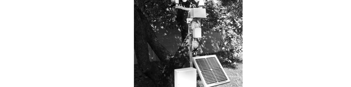 Перспективы использования автоматических метеорологических станций в садоводстве